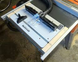 table saw router table add a router table to a table saw