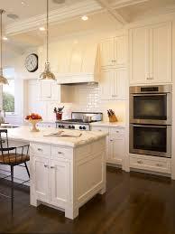 Houzz Kitchen Tile Backsplash by White Tile Backsplash Kitchen Transitional With My Houzz