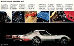 corvette manufacturer 1969 corvette specs colors facts history and performance