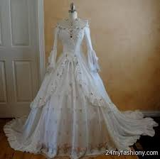 wedding dresses victorian high cut wedding dresses