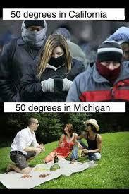 Michigan Memes - michigan weather meme guy