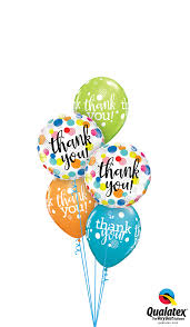 nationwide balloon bouquet delivery service thank you great balloon bouquet celebrations balloon company