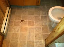consider it done construction uneven bathroom floor
