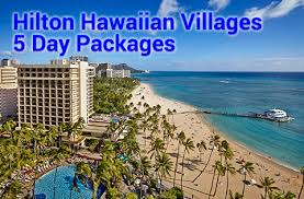 all inclusive hawaii vacation packages air to hawaii