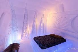 Hotel De Glace Canada Canada U0027s Magical Ice Hotel Inspired By Jules Verne