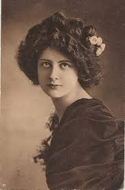 women hairstyle france 1919 46 best early 1900 s hair inspiration images on pinterest