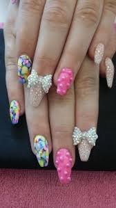 110 best studs and 3d nail art images on pinterest 3d nails art
