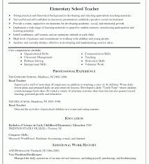 resume exles for teachers pdf to excel resume template sle teaching cover letterr doc india of for