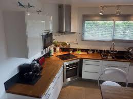 cuisine en angle 49 maison ossature bois bioclim poele le récit de la