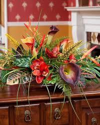 Silk Flower Arrangements For Office - best 25 artificial orchids ideas on pinterest orchid flower