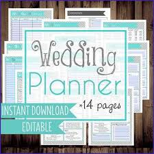 wedding planner book free free printable wedding planner book flair photo