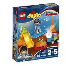 lego duplo disney junior space adventures 10824