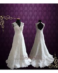 country wedding dresses shopping special lace wedding dress with v neck and