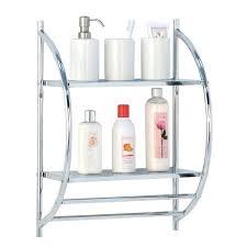 Corner Bathroom Shelves Metal Bathroom Shelves U2013 Masonpelt Me