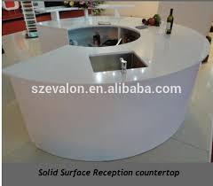 Unique Reception Desk Curved Cash Reception Counter Source Quality Curved Cash Reception