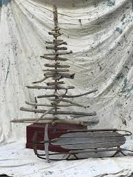 5 u0027 driftwood christmas tree nautical christmas beach