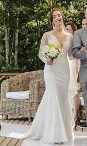pnina tornai 4325 4 000 size 10 used wedding dresses