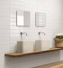 metro tiles modern bathroom south west by tileflair south west