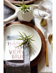 contemporary thanksgiving table settings a modern organic thanksgiving table craft and couture