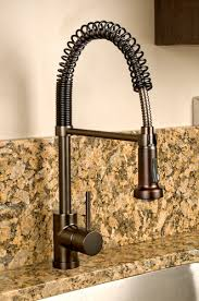 kitchen faucets bronze finish buy pre rinse kitchen faucet matching faucet in bronze