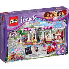 lego lego friends heartlake cupcake cafe 41119 walmart com