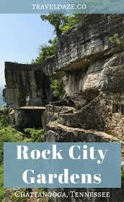 see rock city gardens a labyrinth through a rocky wonderland