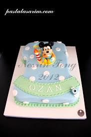 baby mickey birthday cake ideas 98623 1st birthday cakes f