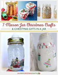 7 mason jar christmas crafts and christmas gifts in a jar free