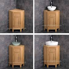 Corner Vanity Units With Basin Small Corner Vanity Unit With Basin The Burlington Matt White