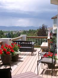 Building Decks And Patios by Traditional And Comfortable Decks For Everyday Use Diy