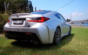 lexus rc f exhaust auto review 2017 lexus rc f