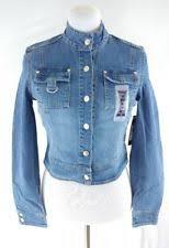 Light Jean Jacket Fubu Women U0027s Jean Jacket Ebay