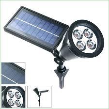 Solar Spot Lights Outdoor Solar Powered Landscape Flood Lights Awesome Solar Spot Lights For