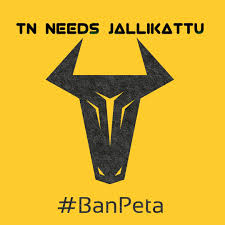 tamil nadu needs jallikattu peta and india