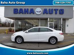 toyota orland used toyota camry for sale in orland park il 582 used camry