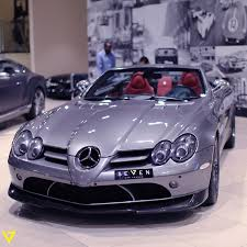 mercedes mclaren 2017 this rare mercedes slr 722 s roadster needs a new home