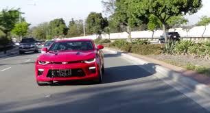 supercharged ss camaro edelbrock 2016 camaro ss upgrade gm authority