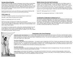 faith formation holy spirit catholic church rochester mn