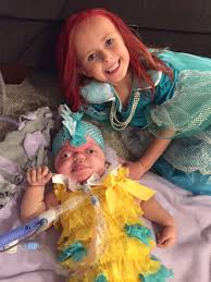 older girls halloween costumes utah with rare disorder defies medical odds