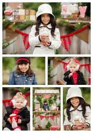 cocoa stand mini session christmas photo christmas