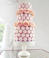 A Wedding Cake 38 Yummy Macaron Ideas For Your Wedding Happywedd Com