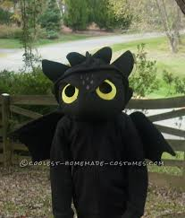 toothless costume how to your toothless costume