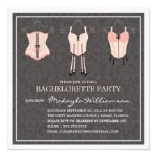 Lingerie Party Invitations Personalized Party Invitations U0026 Announcements Party Invitations