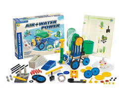Build A Toy Box Kit by Amazon Com Thames U0026 Kosmos Air Water Power Thames U0026kosmos Toys
