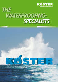 Basement Waterproofing Specialists - koster united kingdom waterproofing systems for professionals