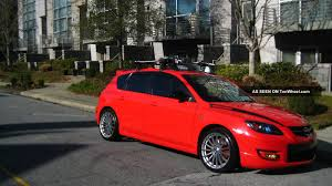 2007 Mazda Mazdaspeed Mazda3 Information And Photos Zombiedrive