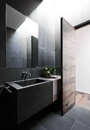 black stone bathroom sink bathroom black stone floor wooden door stone bathroom sink wall