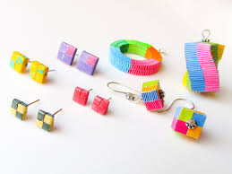 quilling designs tutorial pdf diy paper woven jewelry box weaving paper earrings pendants