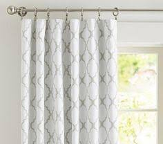 Heavy Grey Curtains Gray Dottie Blackout Heavy Curtain Panel Set Of Two Zulily