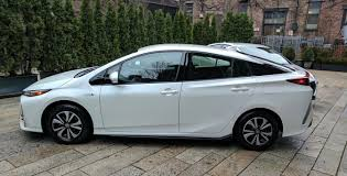 the electrek review 2017 prius prime u2013 this is not the ev you u0027re